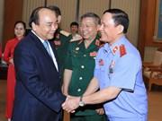 Premier de Vietnam resalta aportes de veteranos de guerra