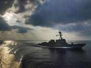 Tailandia y Estados Unidos realizan ejercicio antisubmarino en Océano Índico