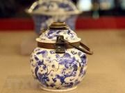 Exhiben en Thua Thien Hue objetos arqueológicos de porcelana feudales