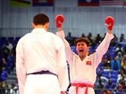 Triunfa Vietnam en Campeonato de Karate del Sudeste Asiático
