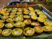 Inicia festival de pasteles folclóricos de región sureña de Vietnam