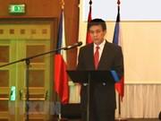 Embajador vietnamita impulsa conexión con localidades checas