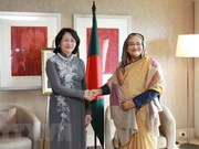 Vietnam y Bangladesh por compartir experiencias en diversos sectores