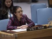 Vietnam exhorta a Consejo de Seguridad de ONU a resolver conflicto israelí-palestino