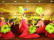 Diplomáticos en Hanoi saludan a fiestas tradicionales de Año Nuevo en varios países asiáticos
