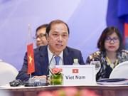 Vietnam contribuye activamente a la XXXII Cumbre de ASEAN, destaca vicecanciller