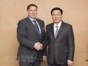 Vietnam promete apoyo para las empresas estadounidenses, afirma vicepremier