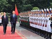 Vietnam felicita a Polonia por aniversario de su Constitución