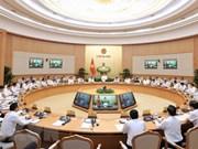 Gobierno vietnamita revisa situación socioeconómica en primeros cuatro meses