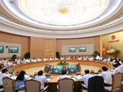 Gobierno vietnamita traza prioridades en próximo tiempo