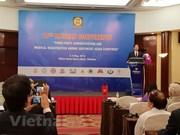Vietnam asume la presidencia de la Asociación Médica de Naciones del Sudeste Asiático