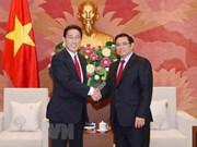 Destacan papel de lazos entre partidos gobernantes de Vietnam y Japón en fomento de nexos binacionales
