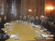 Rumania aspira a fortalecer cooperación multifacética con Vietnam