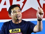 Líder opositor de Malasia está bajo investigación por ley contra noticias falsas