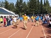 Celebran primer concurso deportivo para vietnamitas en Sudcorea
