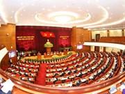 Comité Central del Partido Comunista de Vietnam concluye primera jornada de su VII pleno