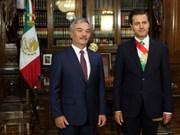 Presidente de México se compromete a impulsar relación integral con Vietnam