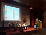 Ganadores del premio Nobel asisten a seminario científico en Vietnam