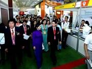 Inauguran exposición internacional médico-farmacéutica Vietnam 2018