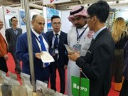 Productos de Vietnam captan interés en feria internacional en Argelia