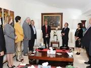 Partido del Trabajo de México resalta relaciones con Vietnam