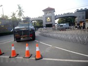 Presos terroristas se entregan tras operación de policía en cárcel indonesia