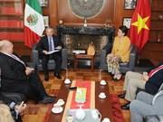 Interesadas empresas mexicanas en el mercado de Vietnam