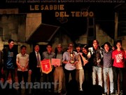 Estudiantes promueven relaciones Vietnam-Italia