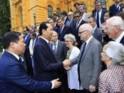 Vietnam presta atención al desarrollo de la ciencia, afirma presidente Dai Quang