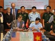 Estados Unidos y Vietnam suscriben acuerdo para descontaminación de dioxina en el aeródromo Bien Hoa
