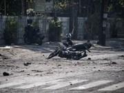 Al menos seis muertos y 35 heridos por ataques con bombas en Indonesia