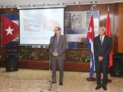 Fomentan intercambio de amistad entre Vietnam y Cuba en Argentina