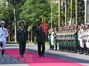 Ejércitos de Vietnam y de Laos fomentan cooperación