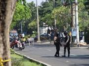 Consecutivas explosiones de bomba en ciudad indonesia