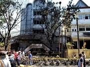 Familia relacionada con EI realizó los atentados a iglesias en Indonesia