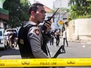 Indonesia: ataque suicida contra una estación policial en Surabaya