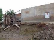 Provincia vietnamita reubicará a residentes en áreas propensas a erosión de tierra