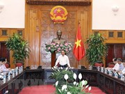 Gobierno electrónico impulsa reforma administrativa, afirma premier vietnamita