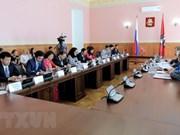 Hanoi y Moscú conceden prioridad al fomento de cooperación bilateral