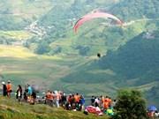Parachutes revolotearán sobre arrozales dorados en provincia noroccidental de Vietnam