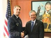Vietnam y Estados Unidos buscan mejorar cooperación en defensa