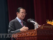 Premier camboyano exhorta a pobladores a votar en próximas elecciones generales