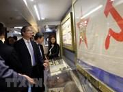 Dirigente de Ciudad Ho Chi Minh continúa visita a Rusia