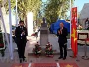 Conmemoran en Chile aniversario 128 del natalicio de Presidente Ho Chi Minh