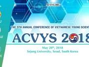 Estudiantes vietnamitas en Sudcorea impulsan investigaciones científicas