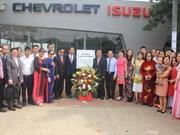Impulsan relación Vietnam - Angola