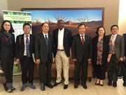 Vietnam y Namibia acuerdan intensificar intercambios comerciales