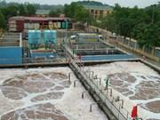 Construirán en Vietnam planta de tratamiento de aguas residuales con tecnología de Japón