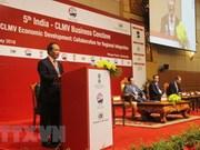 Grupo CLMV y la India buscan fomentar nexos económicos y comerciales