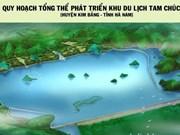 Aprueban plan de desarrollo del Área de turismo Tam Chuc